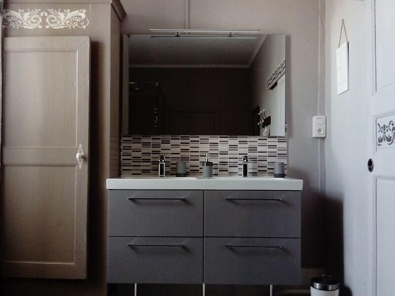 Chambre Chèvrefeuille double vasque