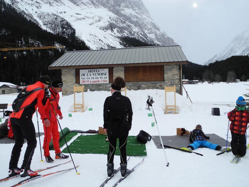Biathlon Laser