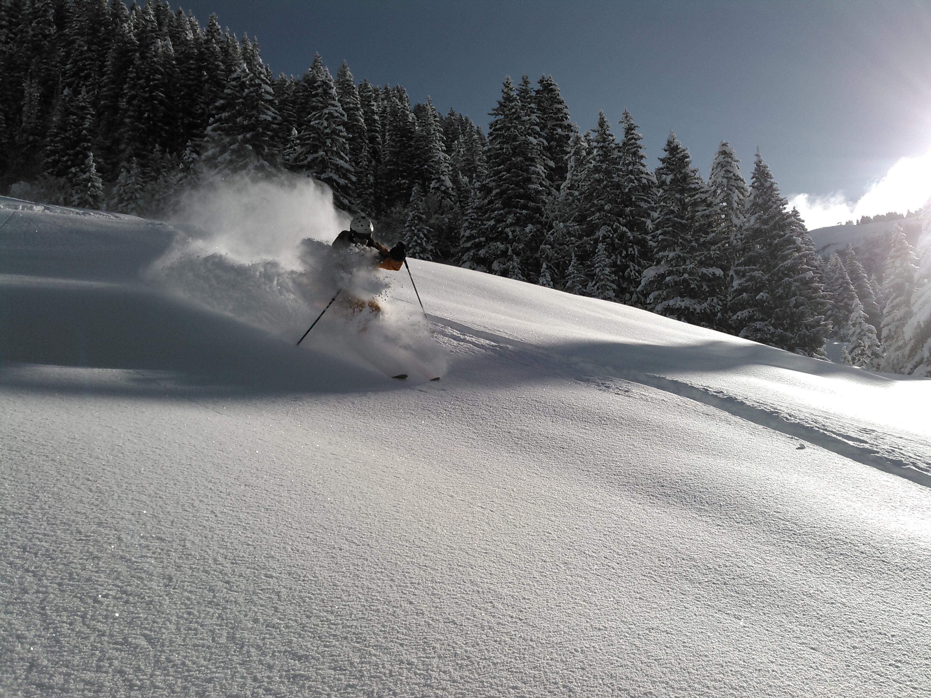 Ski Hors PIste Megève