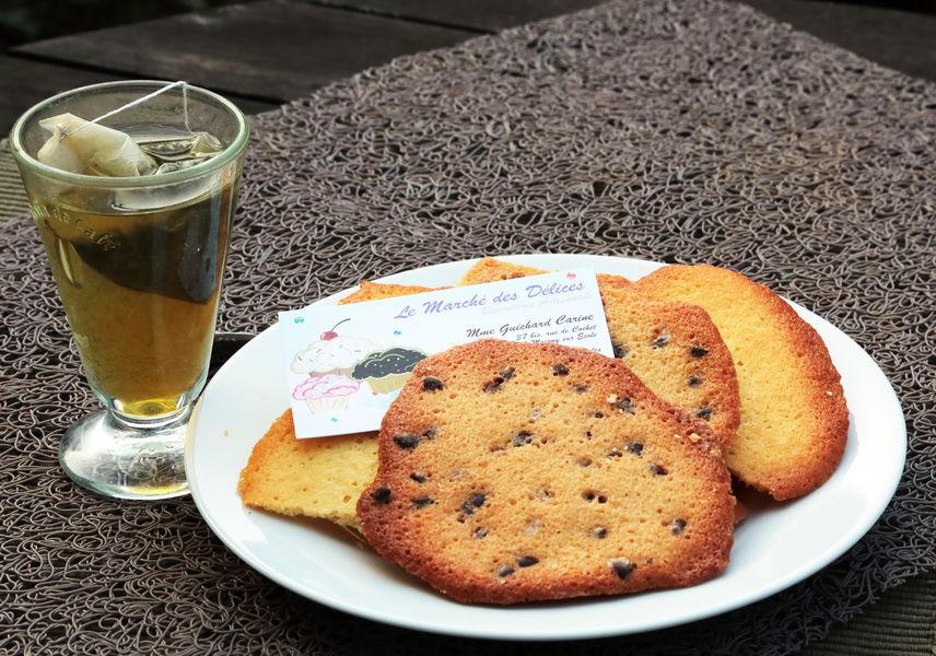Le Marché des Délices - Biscuits