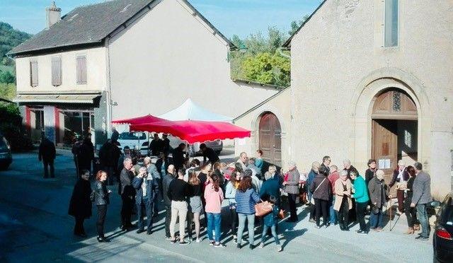 Mini Marché de Villeneuve-sur-Tarn