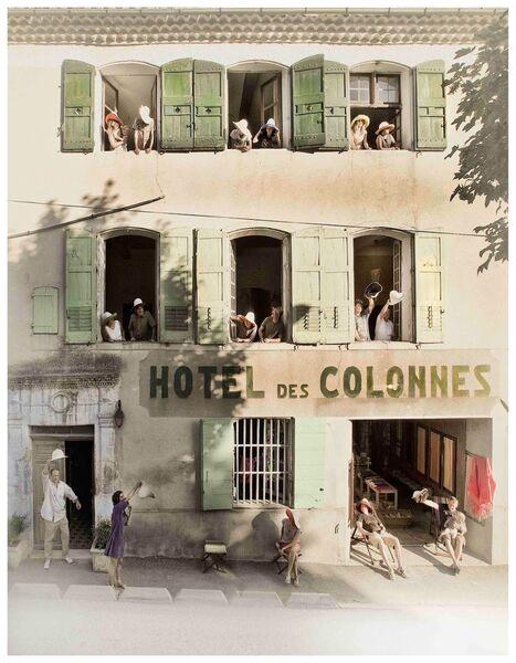 Hôtel des Colonnes
