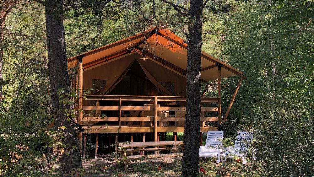 Pour vos prochaines : camping glamour… !  Extérieur