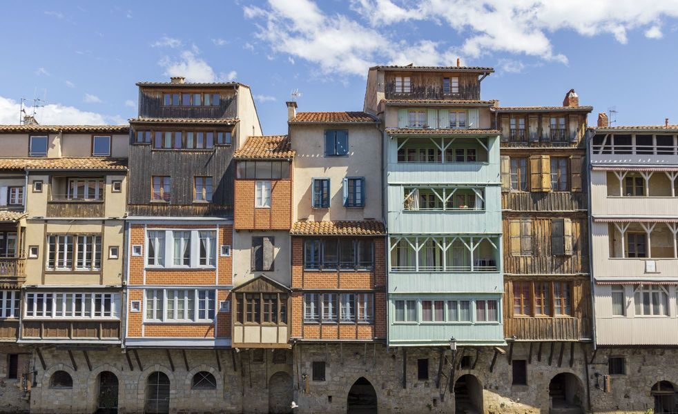 Une journée à Castres
