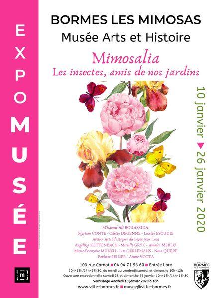 Exposition Mimosalia