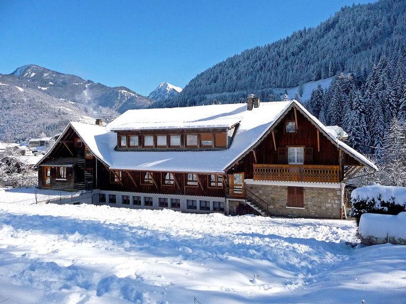 Centre de vacances l'Echo des Montagnes en hiver