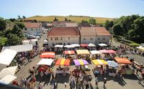 ANNULE : Marché de la myrtille - Mézilhac