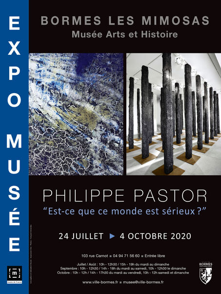 Exposition Philippe Pastor