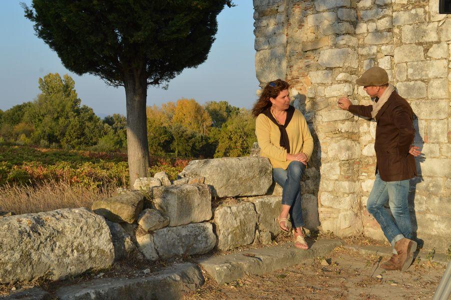 Circuit groupes - Chapelles romanes et vin de messe