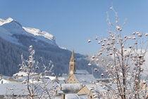 Le village où se situe le gîte (Villar d'Arène) - @B.Boone