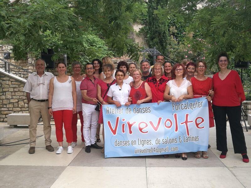 Atelier de danses Virevolte