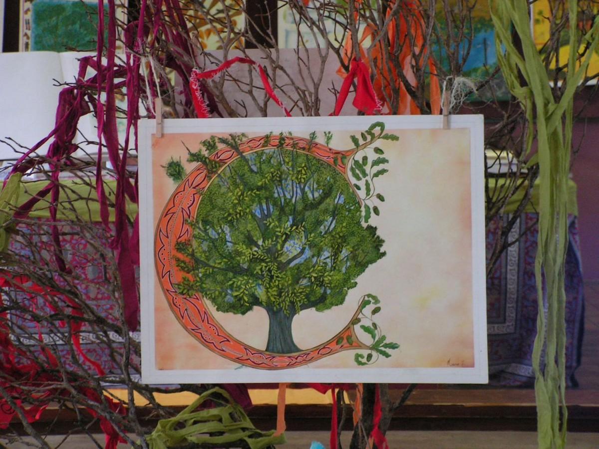 Fête des sentiers de l'imaginaire : La forêt magique