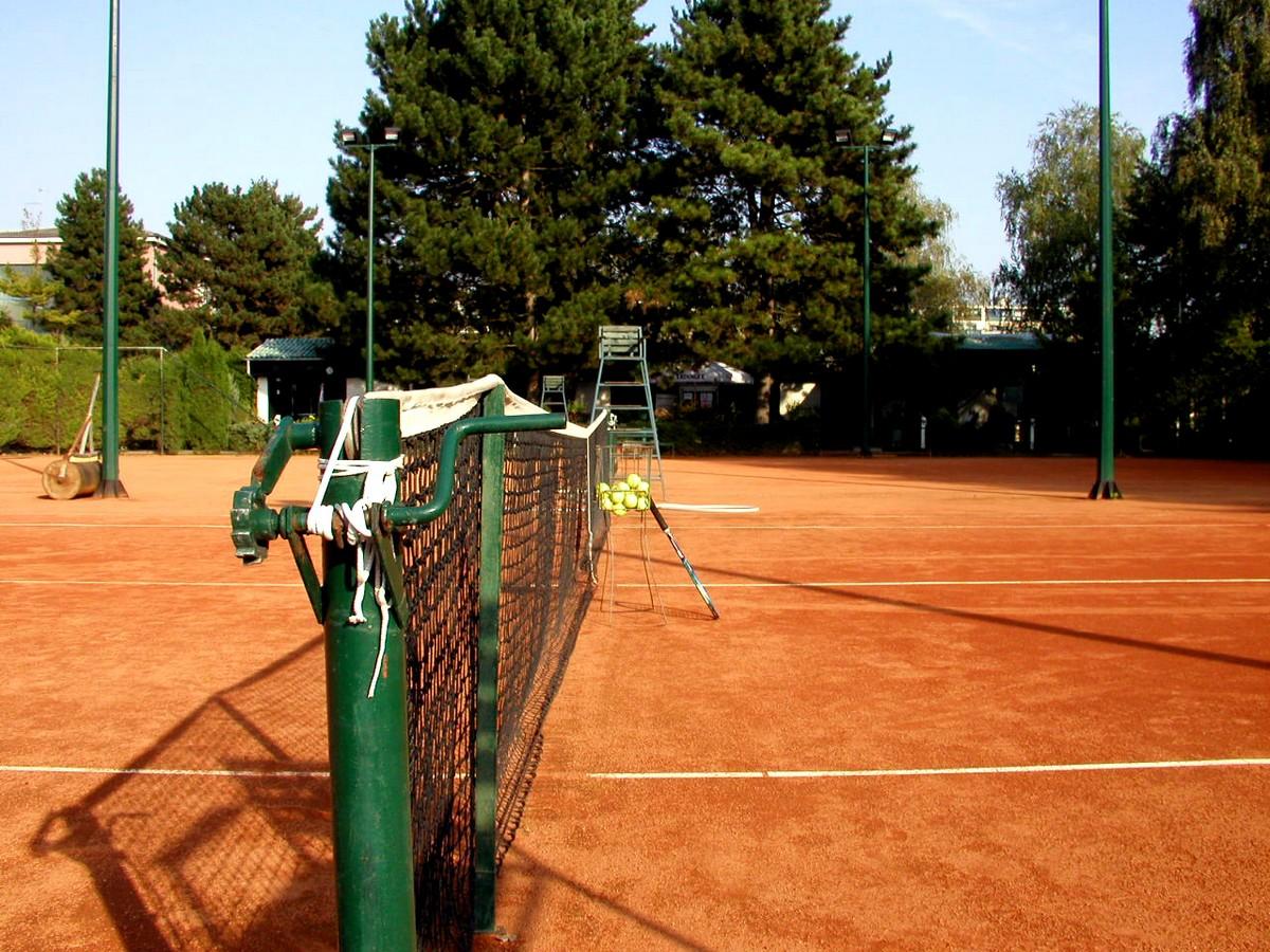 Terrain de Tennis de Vic sur Cère