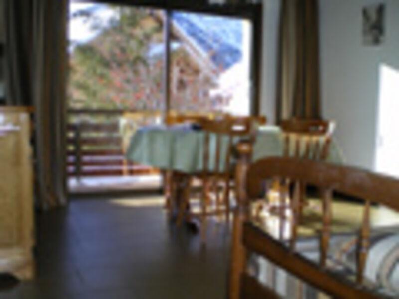 Appartement 4/6 personnes n°1 - Chalet Les Marmottes