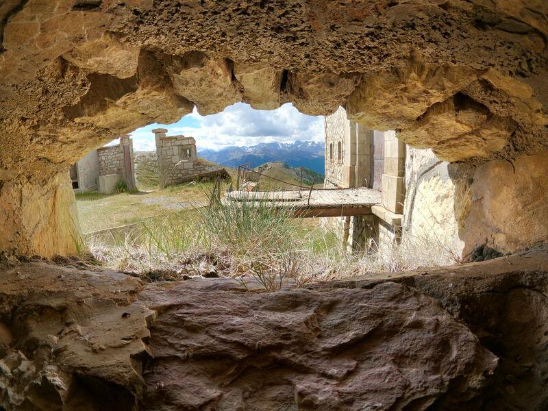Randonnée - Le Tour des Forts - Office de Tourisme de Montgenèvre