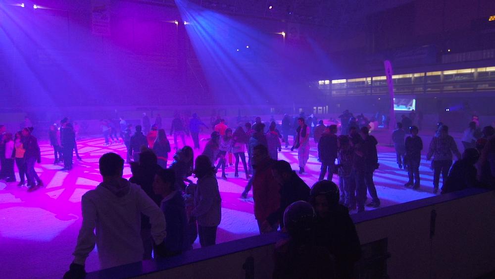 Ice Party à la Patinoire