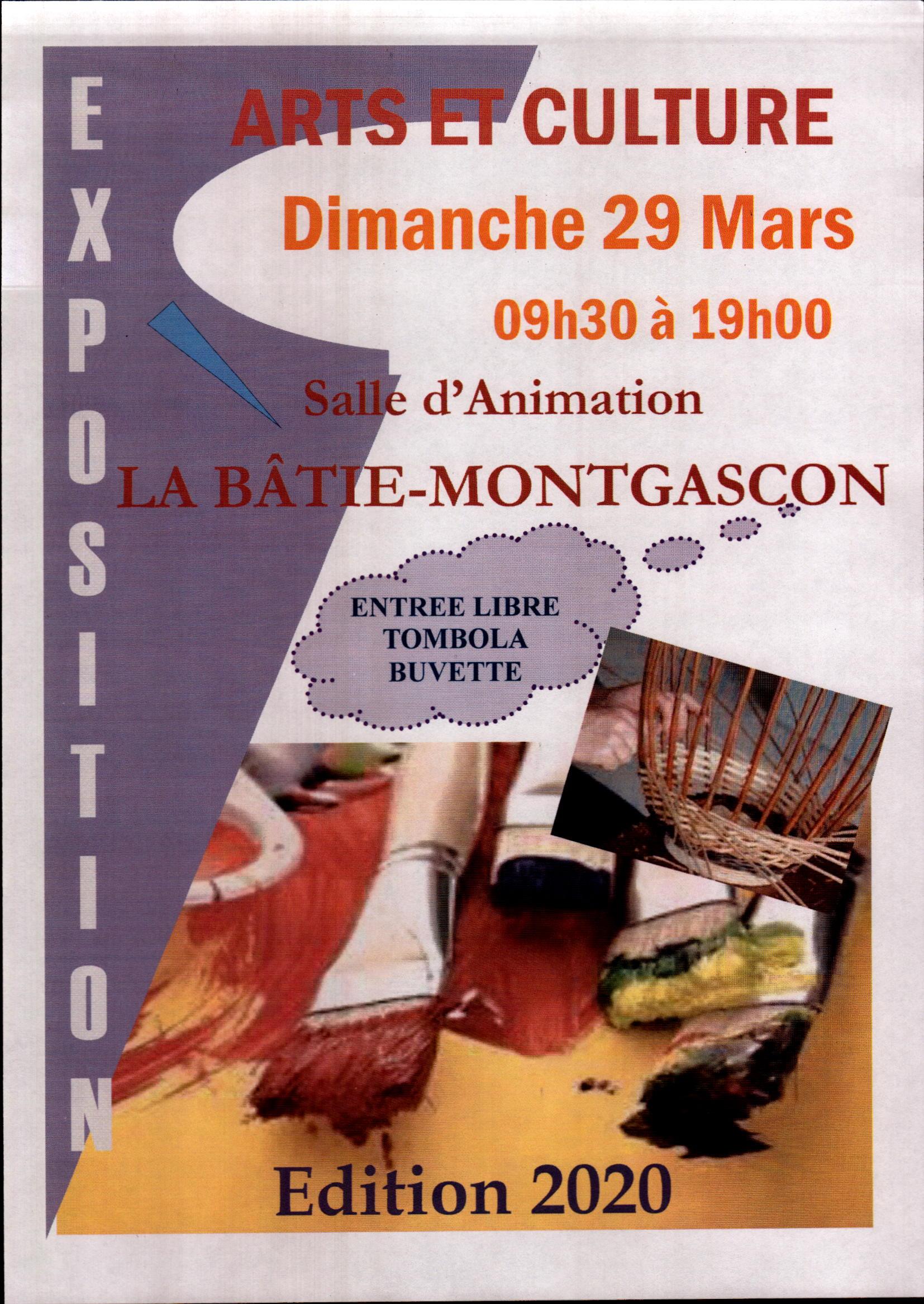 Exposition Arts et culture