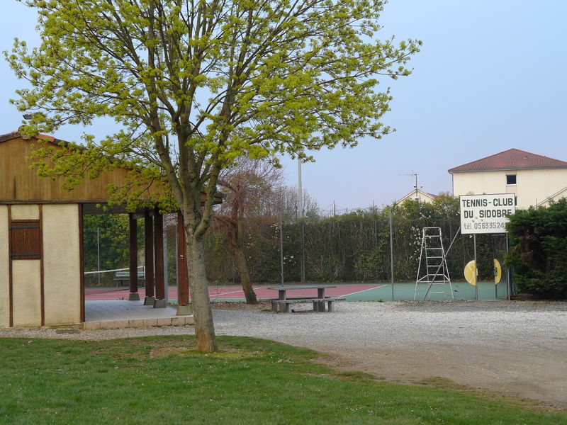Tennis Club du Sidobre