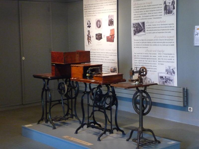 Musée Barthelemy Thimonnier