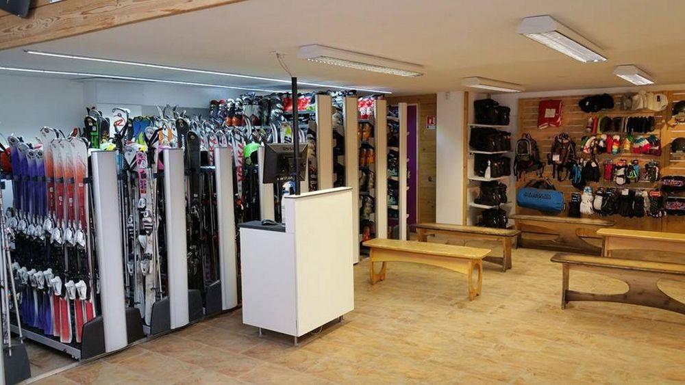 Soopy Ski intérieur