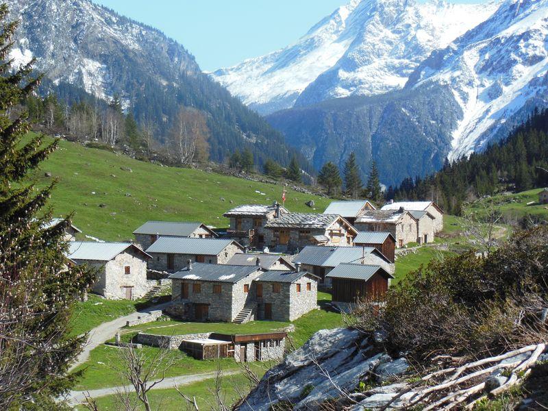 Village des Prioux
