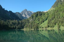 Randonnée du Lac des Plagnes au Lac de Tavaneuse