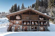 Visite pédagogique et ludique des espaces reblochon et ski du Hameau des Alpes