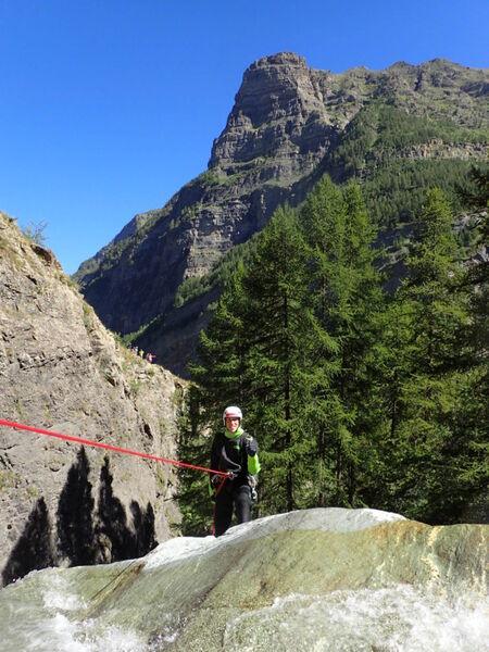 Canyon River Trip - Canyon Aventure Chichin - Office de Tourisme de Montgenèvre
