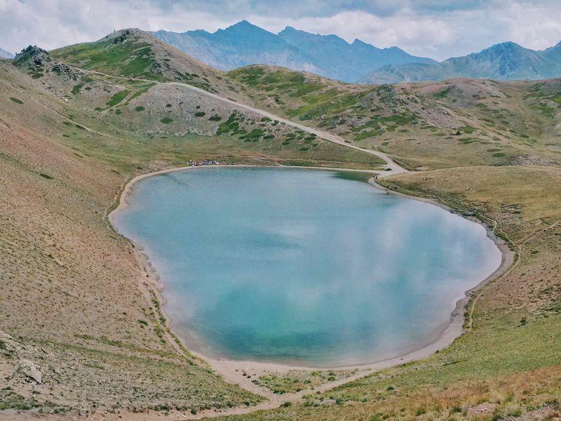 lac gignoux - office de tourisme de montgenevre
