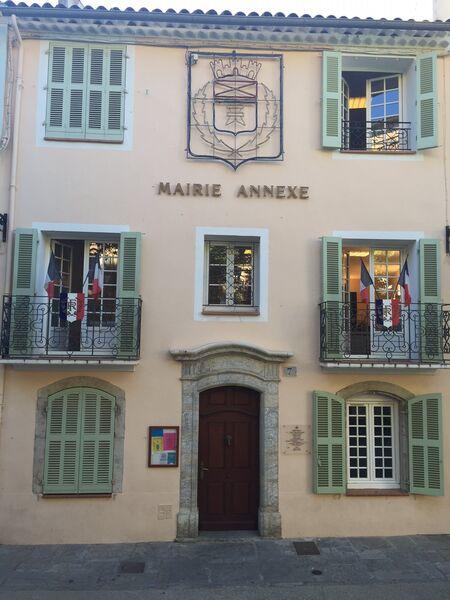CCAS - Mairie Annexe - Sophie Delsanti