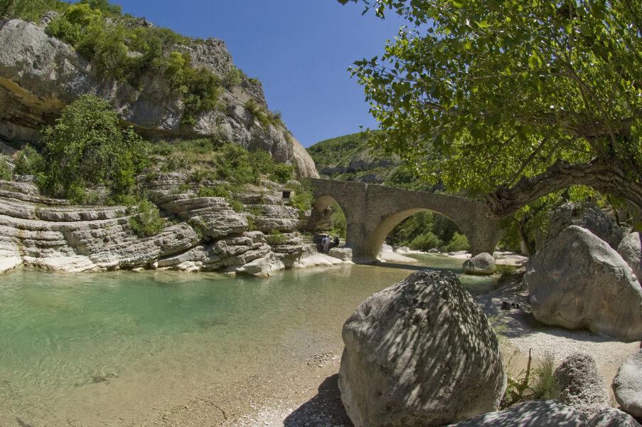 Le Pont Roman de la Méouge