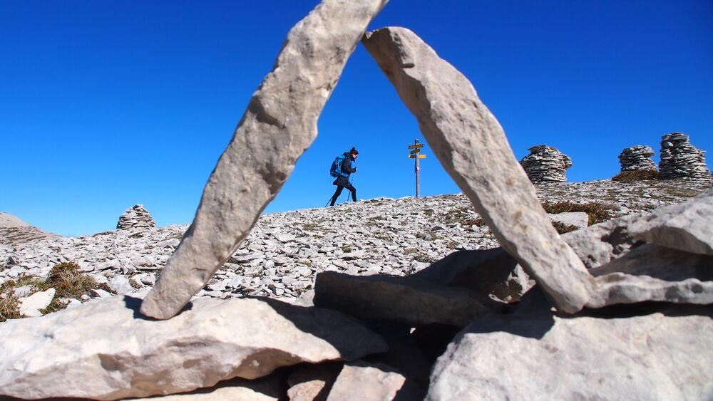 Randonnée pédestre Montagne de Lure