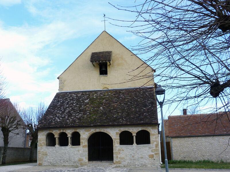 Eglise de saints Sulpice et Antoine Chenou