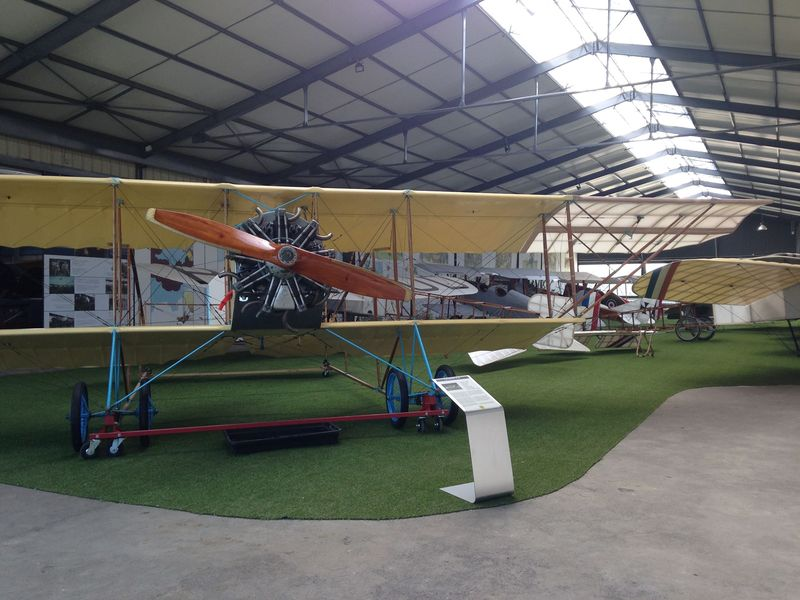Salis Flying Museum