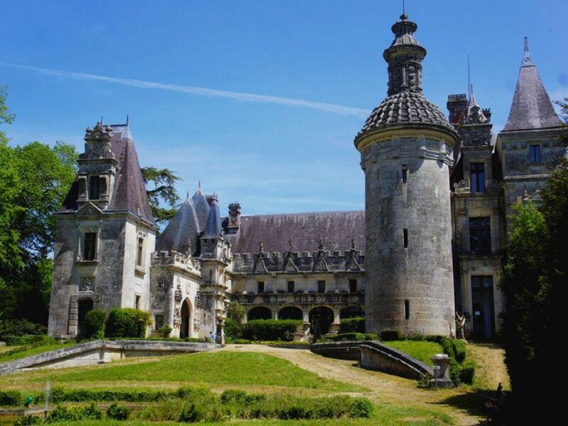 Château des énigmes de Pons