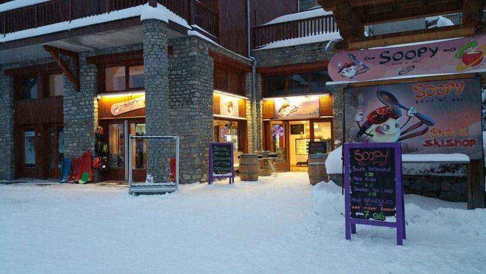 Soopy Ski extérieur