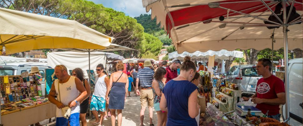 Marché des créateurs de Provence
