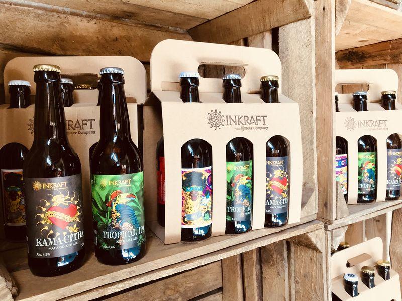 Brasserie Inkraft Beer Company