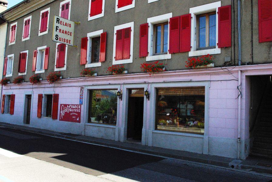 Le Relais France-Suisse