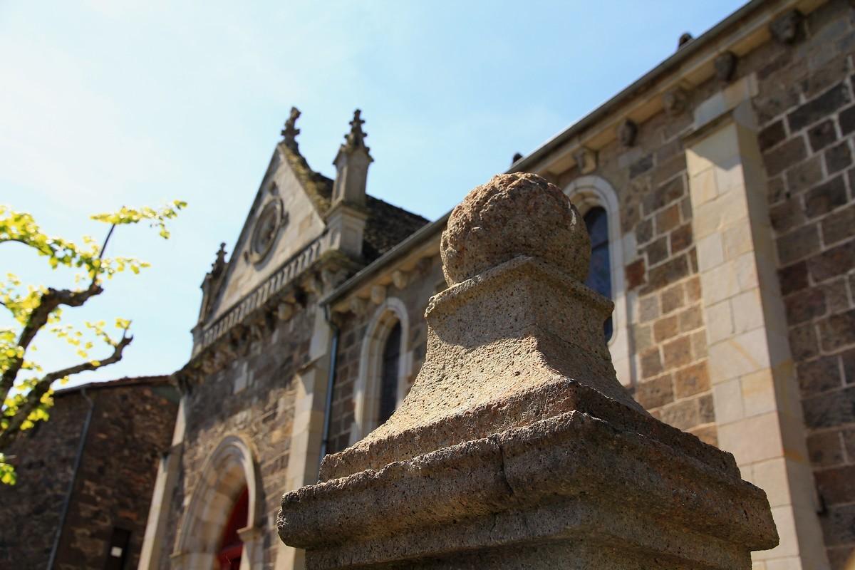 Balade historique au coeur de Vic sur Cère