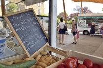 Marché hebdomadaire de Boulieu - Boulieu-lès-Annonay