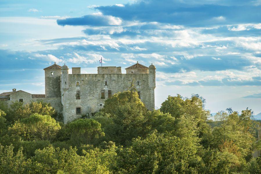 The Roure Castle