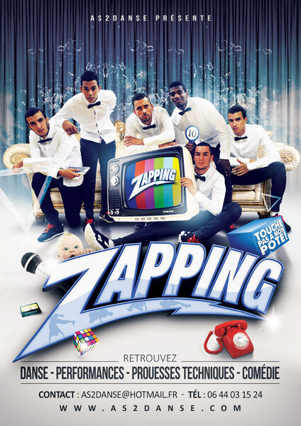 Affiche Zapping