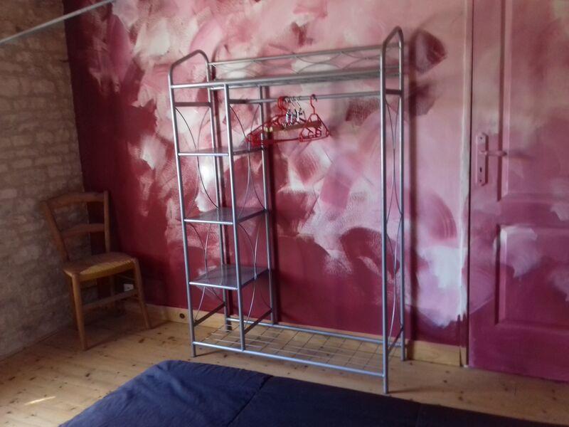 Chambre rose 2