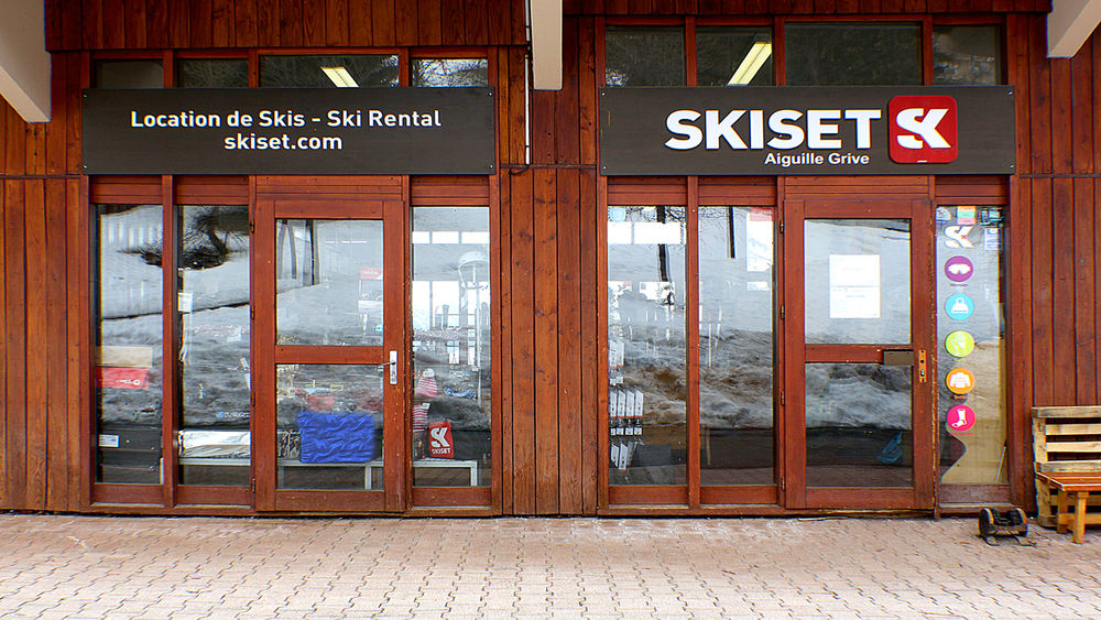 Skiset Aiguille Grive