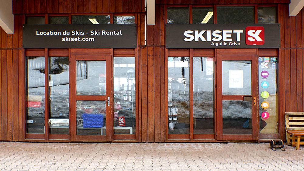 Skiset Grand Paradiso