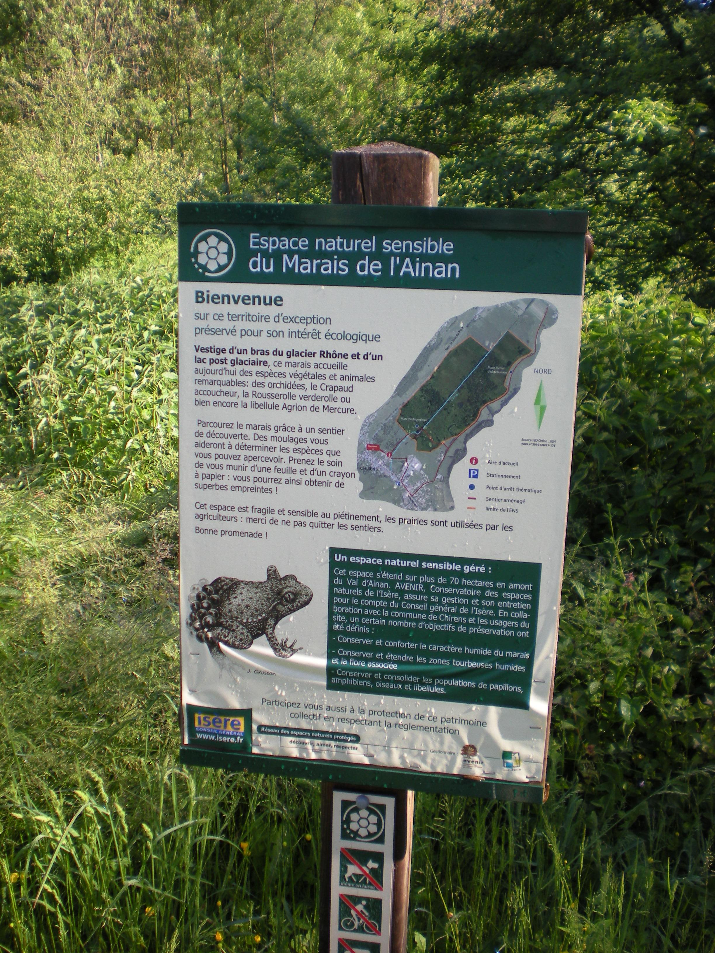 Marais de Chirens