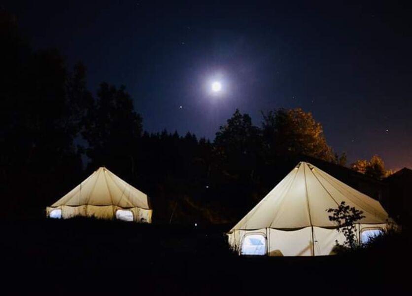Camping Sous les étoiles