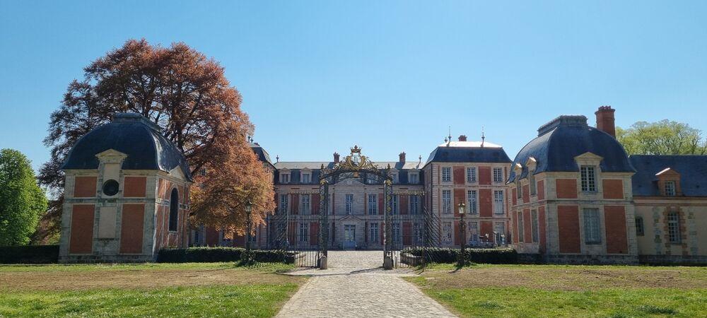 """Exposition """"Filiations"""" au Domaine de Chamarande"""