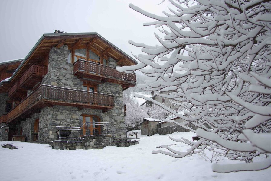 Tsaretta Extérieur hiver